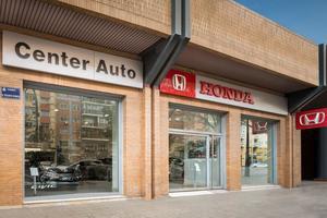 Center Auto Valencia Eduardo Boscá, 13