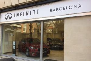 Infiniti Barcelona Passeig de la Bonanova, 9