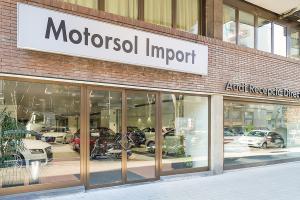 Motorsol Barcelona Manso, 9