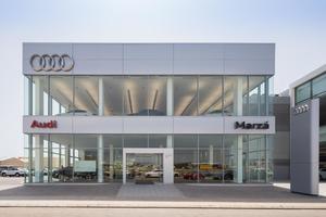Marzá Audi Castellón Avenida Lairon, 60 Ciudad del Transporte