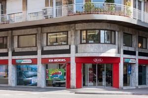 AR Motors Barcelona c/ Balmes 284-286