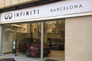 Infiniti Barcelona Barcelona Passeig de la Bonanova, 9