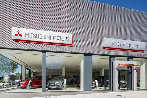 Mitsubishi Catalunya