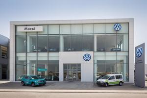 Marzá VW Comerciales Castellón Avenida Lairon, 60 Ciudad del Transporte