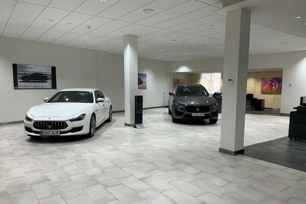 Maserati Bonanova